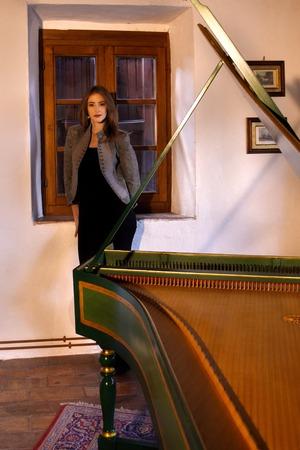 the soprano: Soprano Ashley Slater