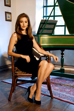soprano: Soprano Ashley Slater