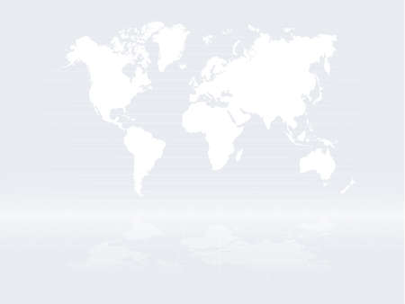 world map background - vector world map Stock Vector - 19419344
