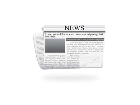 international news: newspaper