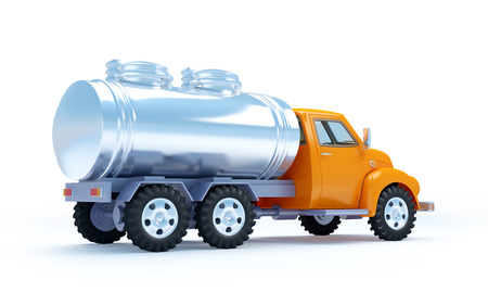 3,037 Tanker Truck Stock Illustrations, Cliparts And Royalty Free ...