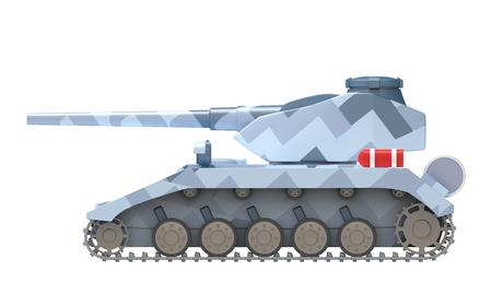 tank heavy fantastic side