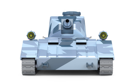 tank heavy fantastic front