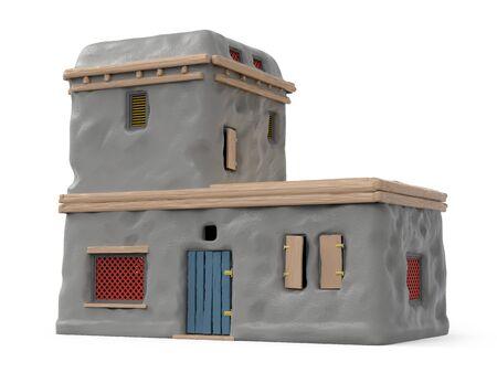 house ancient greece Zdjęcie Seryjne