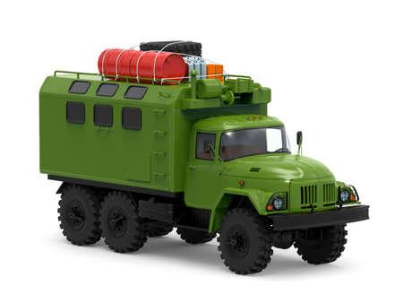 truck off-road military apocalypse Zdjęcie Seryjne