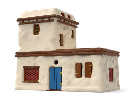 house  ancient greece