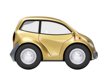 car electric small side