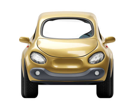 car electric small front