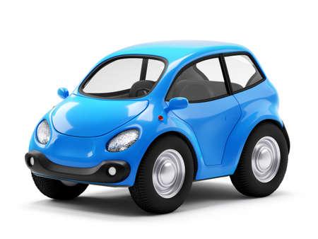 car electric small Zdjęcie Seryjne