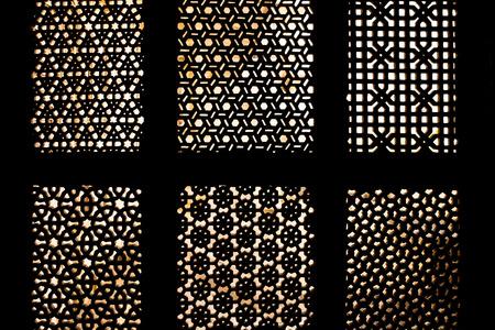 islamic wonderful: Carved Window