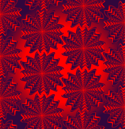 Background design, metallic red