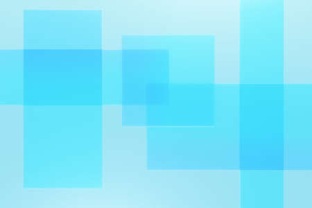 Overlapping translucent blue rectangles background