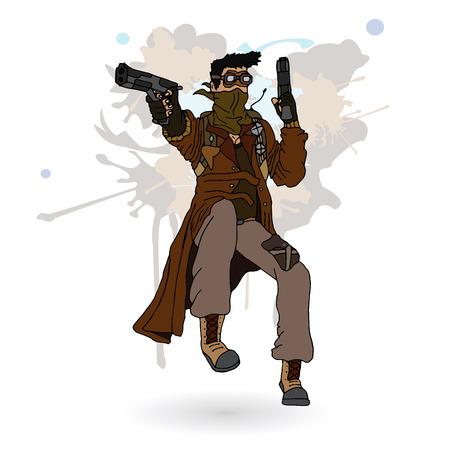 novice: Novice soldier