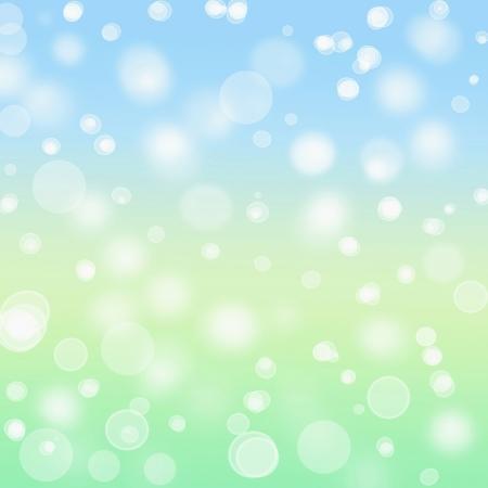 de focus: Background beautiful bokeh lights