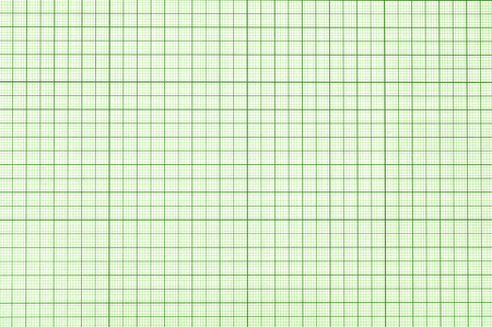 grid paper: Old green graph paper square grid background.