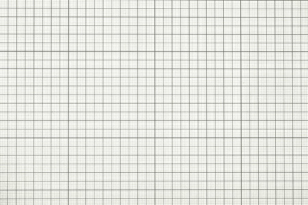 grid paper: Old  graph paper square grid background.