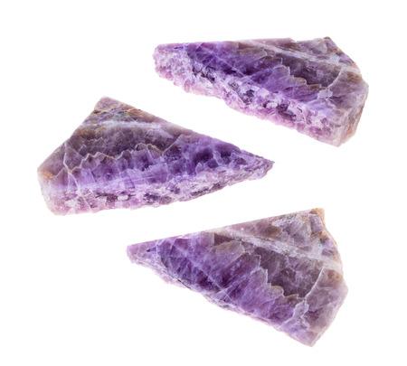 amethyst polished violet texture