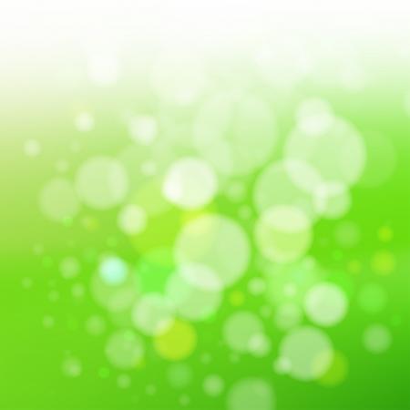 brillante: sfondo verde Vettoriali