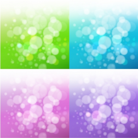 toilette: set of bath backgrounds
