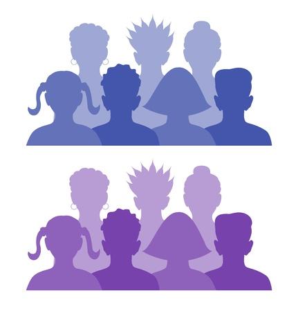 group link: web groups icon Illustration
