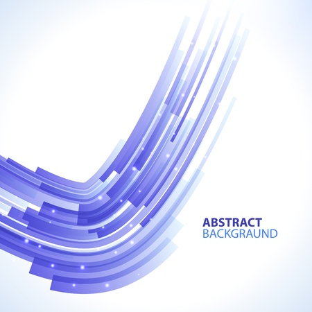 Abstract Business Technology Background Vector