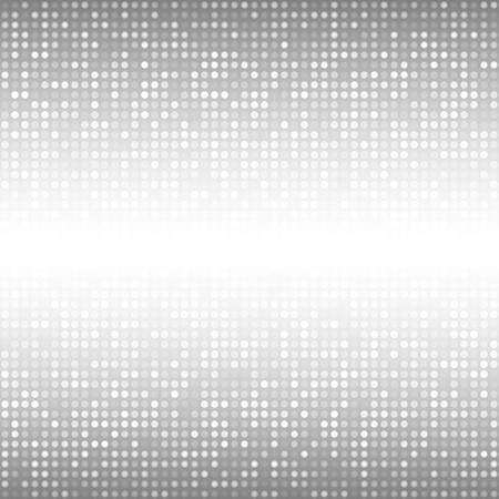 gradient: Abstract Gray technologické zázemí Ilustrace