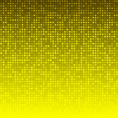 Abstract Yellow Technology Background Stock Vector - 20326188