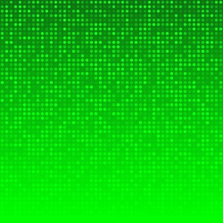 Abstract Green Background, vector illustration Stock Vector - 21935066