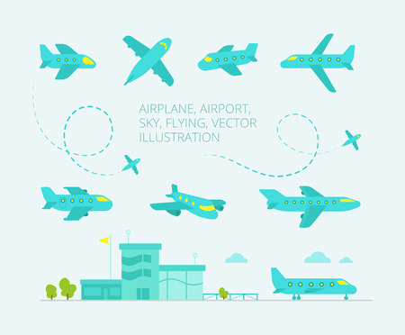miscellaneous: Miscellaneous Airplanes for design and airport.