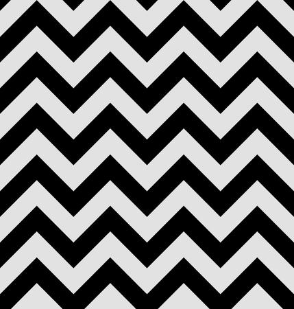 Zigzag patroon is in de tweeling pieken stijl. Hypnotic Textile Background wallpapers Vector Illustratie