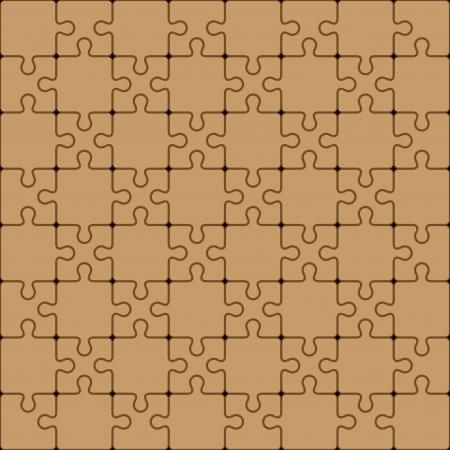 Background puzzles. Vector illustration. Puzzles pattern. Vector