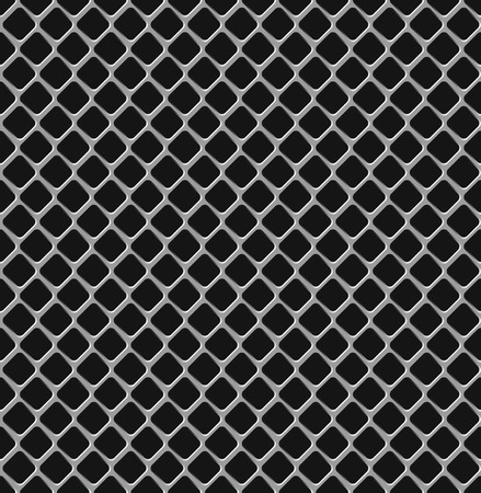 grille: Seamless texture of metal grille.