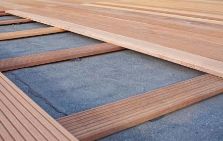 Flooring. New floor.