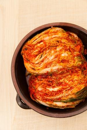 korean food kimchi
