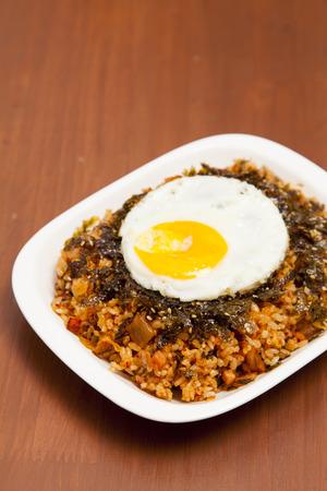 fraudulent: fried rice