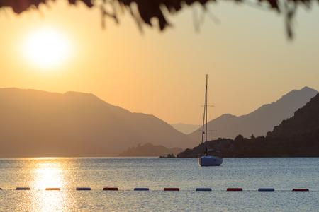 golden: golden sunrise Stock Photo