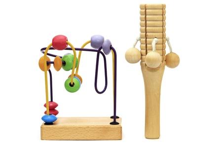 Toys for child development photo