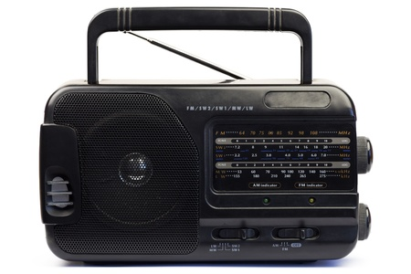 Radio from the nineties Stock Photo - 13157963