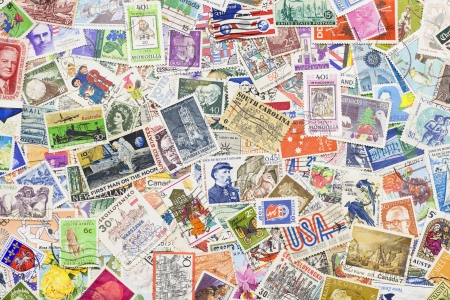 Different countries and different time stamps Banco de Imagens