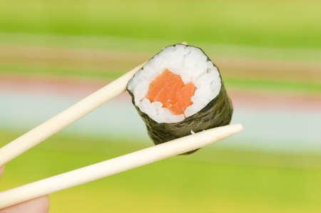 sushi Banco de Imagens