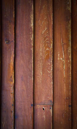 Old brown wood wall texture photo