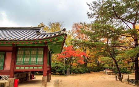 Ancient Korea Palace