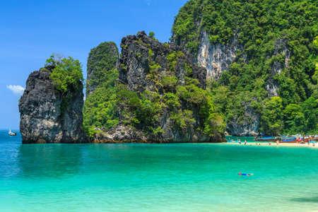 Hong Island, Andaman Sea, Krabi Thailand