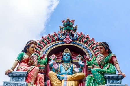mariamman: Sri Mariamman Temple, The Hindu Temple In Singapore