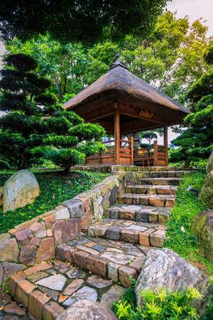 absolute: Pavilion Of Absolute Perfection In Nan Lian Garden, Chi Lin Nunnery, Hong Kong