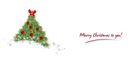 Christmas Card Stock Vector - 16917822