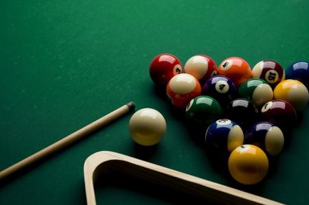 billiard ball: Billiard