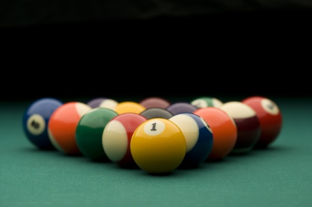 Billiard photo