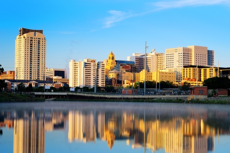Rochester, Minnesota Stock Photo