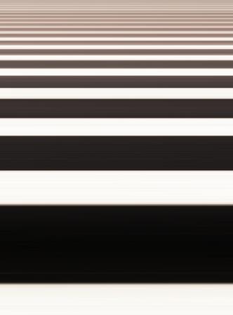 zebra crossing black and white stripes regular gradient Imagens